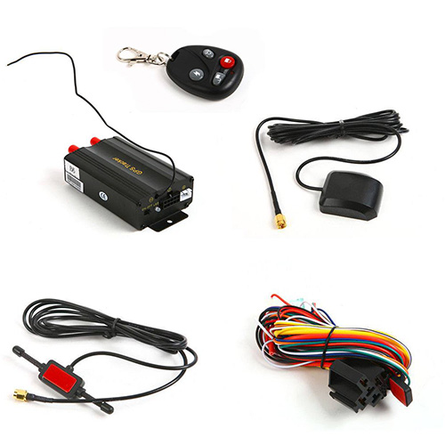 tk103b tracker gps gsm gprs localizzatore satellitare antifurto auto moto ebay. Black Bedroom Furniture Sets. Home Design Ideas