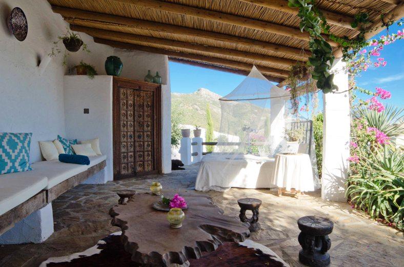 Una casa de campo tipicamente andaluza andalusian for Casa de campo en sevilla para alquilar