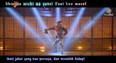 [PV] GAIM NO KAZE – JUST LIVE MORE!
