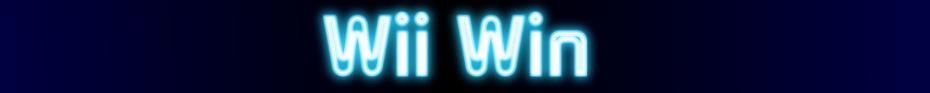 Wii Win