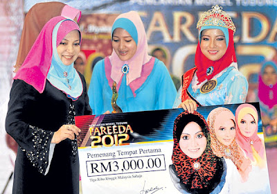 Video Tudung Fareeda