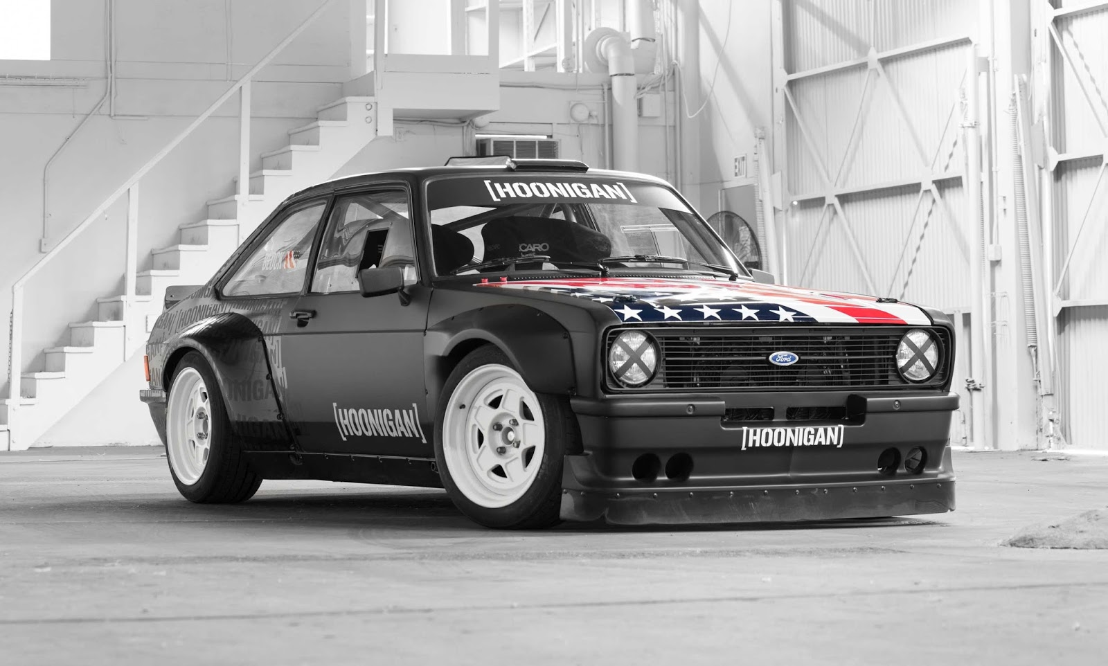 Now, I Really Want A Ford Escort Mk II