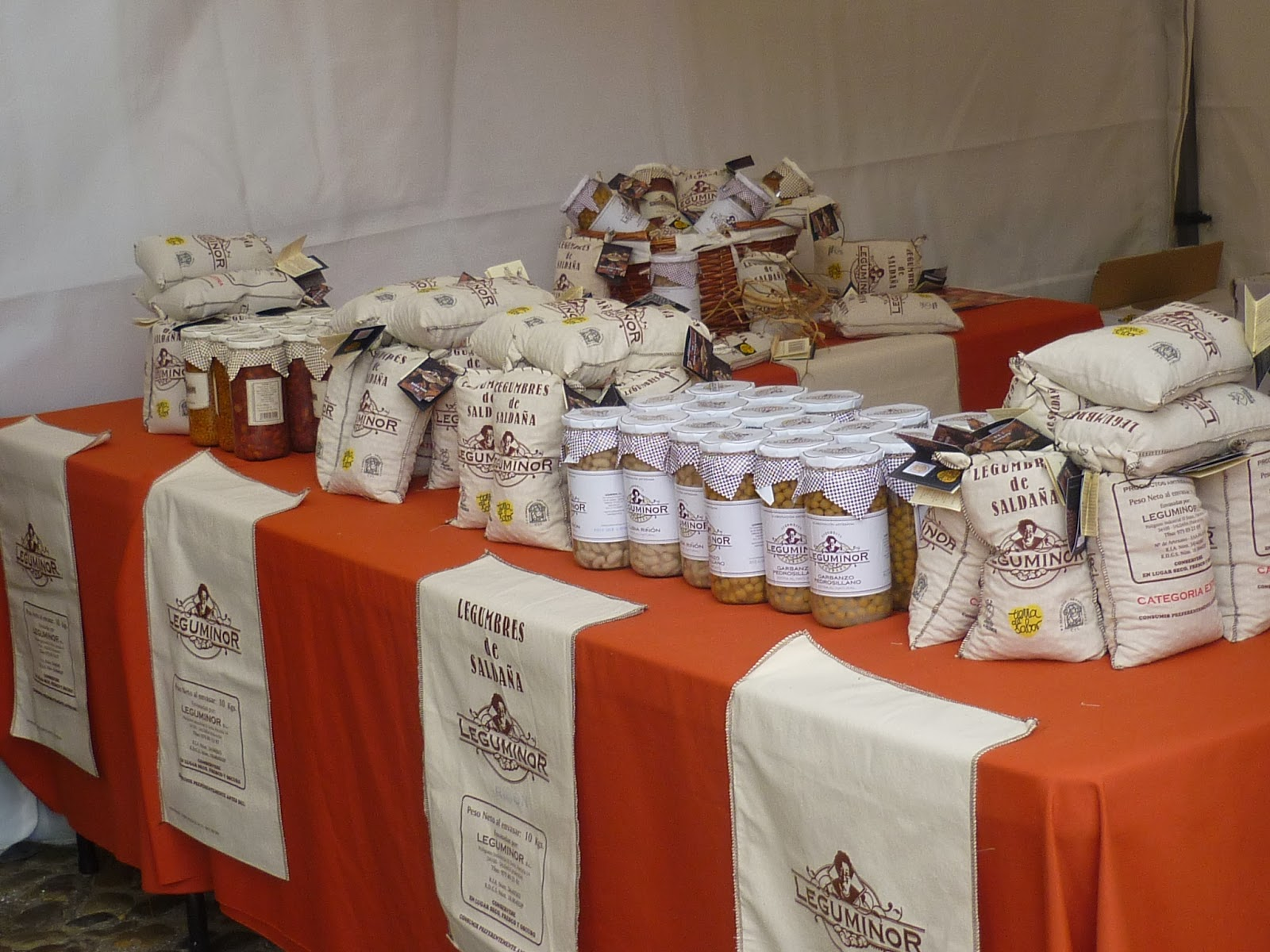 X Feria de la Alubia de Salda�a