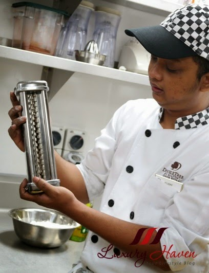 doubletree hilton johor bahru tosca pasta machine