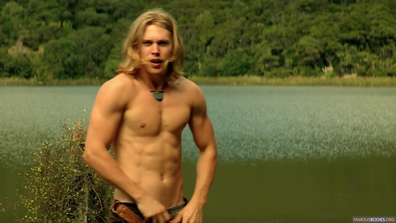 persinger naked Alyson