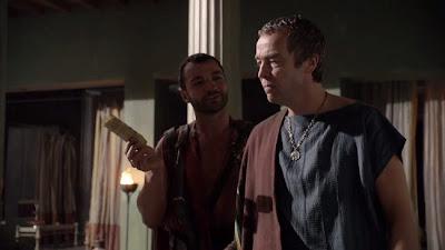 Spartacus (Sangre y Arena) - Capitulo 08 - Temporada 1 - Español Latino