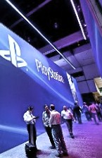 stand de playstation