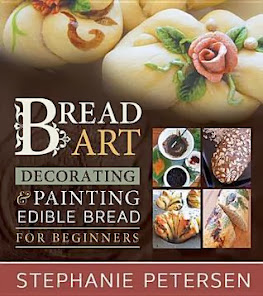My New Book, The Art of Decorative Bread!
