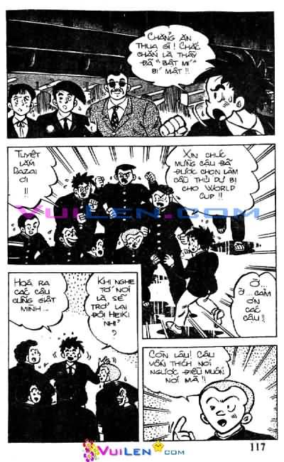 Jindodinho - Đường Dẫn Đến Khung Thành III Tập 29 page 117 Congtruyen24h