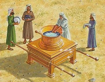 how to make anointing oil according to the bible