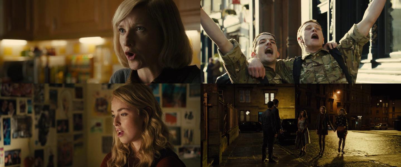 Sunshine on leith 2013 film lighting comparison screenshot