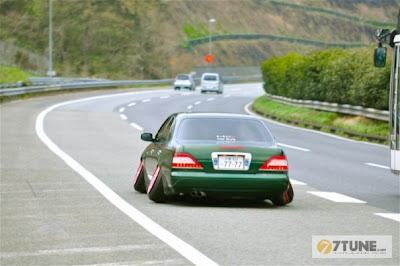 Modifikasi Mobil Yang unik dari Jepang