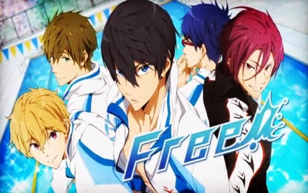 Free! Episode 1-12 (end) Sub Indo