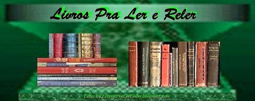 Livros pra Ler e Reler