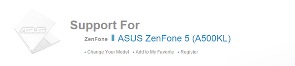 Tutorial Update Android 5 Lollipop untuk ASUS Zenfone 4 5 6 c