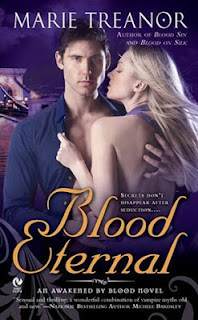 3.- Blood Eternal – Marie Treanor