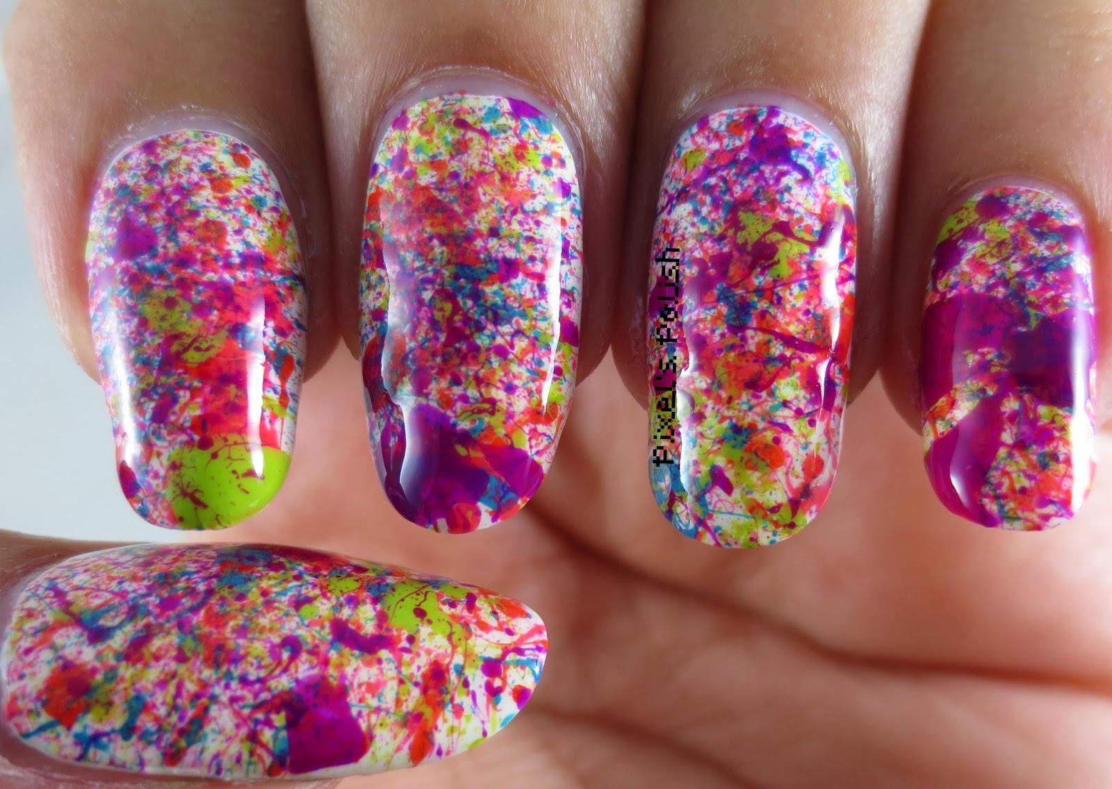 Pixel\'s Polish: Summer Neon Inspiration!