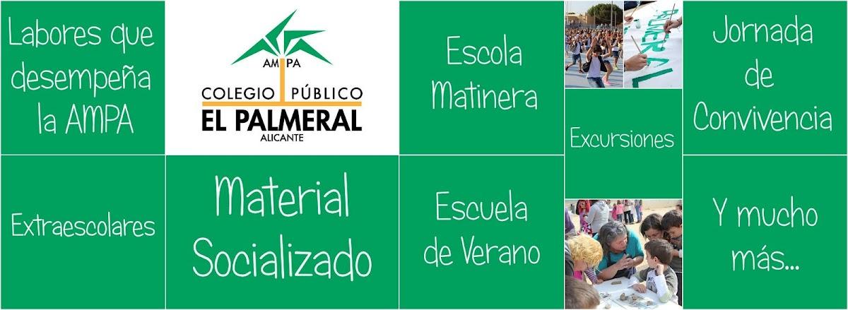 AMPA COLEGIO EL PALMERAL ALICANTE