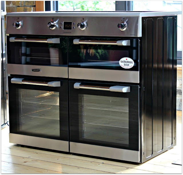Cookmaster range cooker