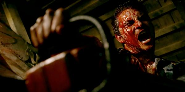 Shiloh Fernandez em A MORTE DO DEMÔNIO (Evil Dead)