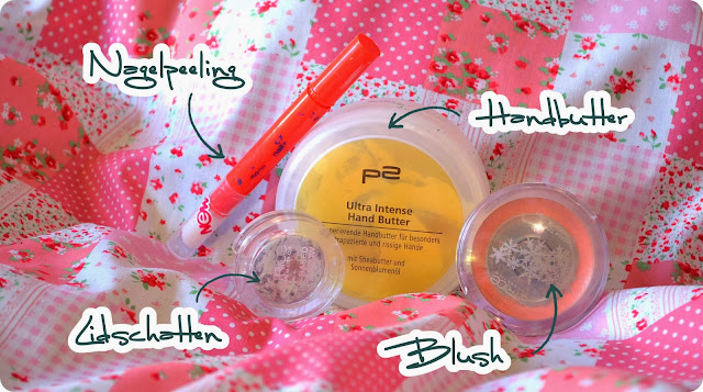 Aufgebraucht im Oktober  2013 - Make-up und Nagelpflegeprodukte