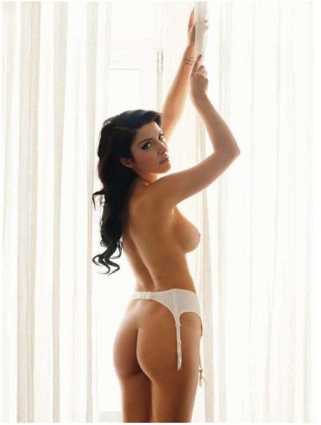 Fotos Joana Vieira Playboy Março