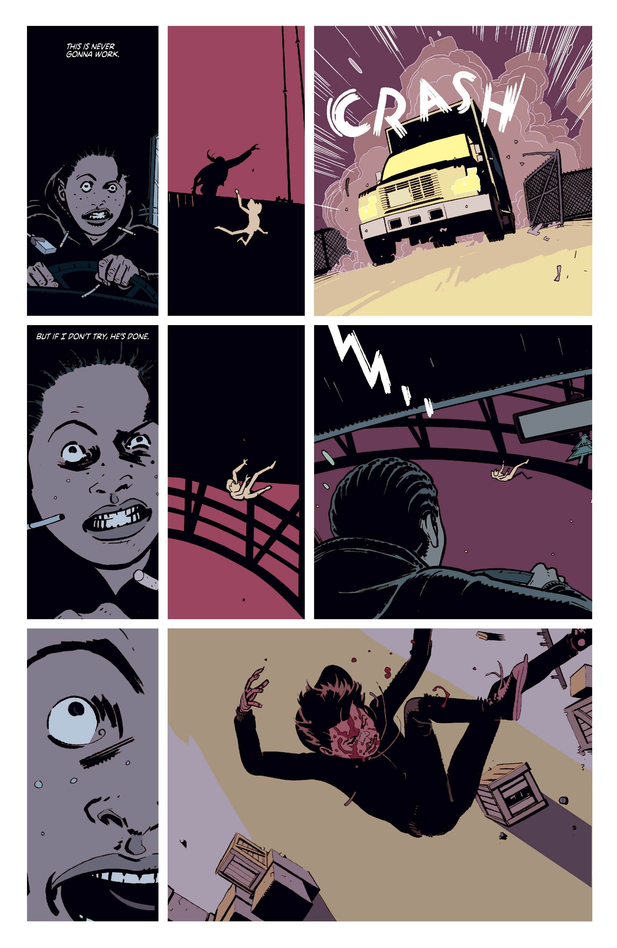 Read online Deadly Class comic -  Issue # _TPB 3 - 31
