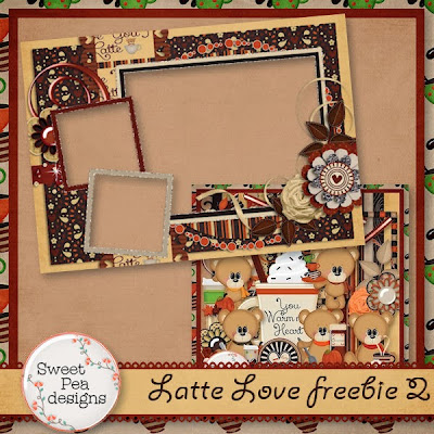 Latte Love Freebie 2