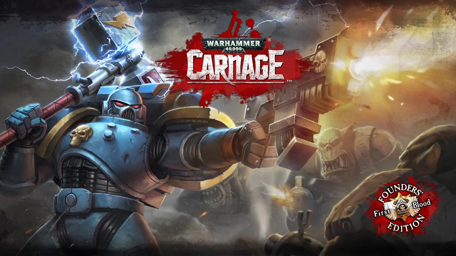 Warhammer 40,000: Carnage v195178