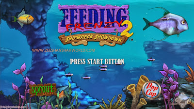 Download Feeding Frenzy 2 Game PC