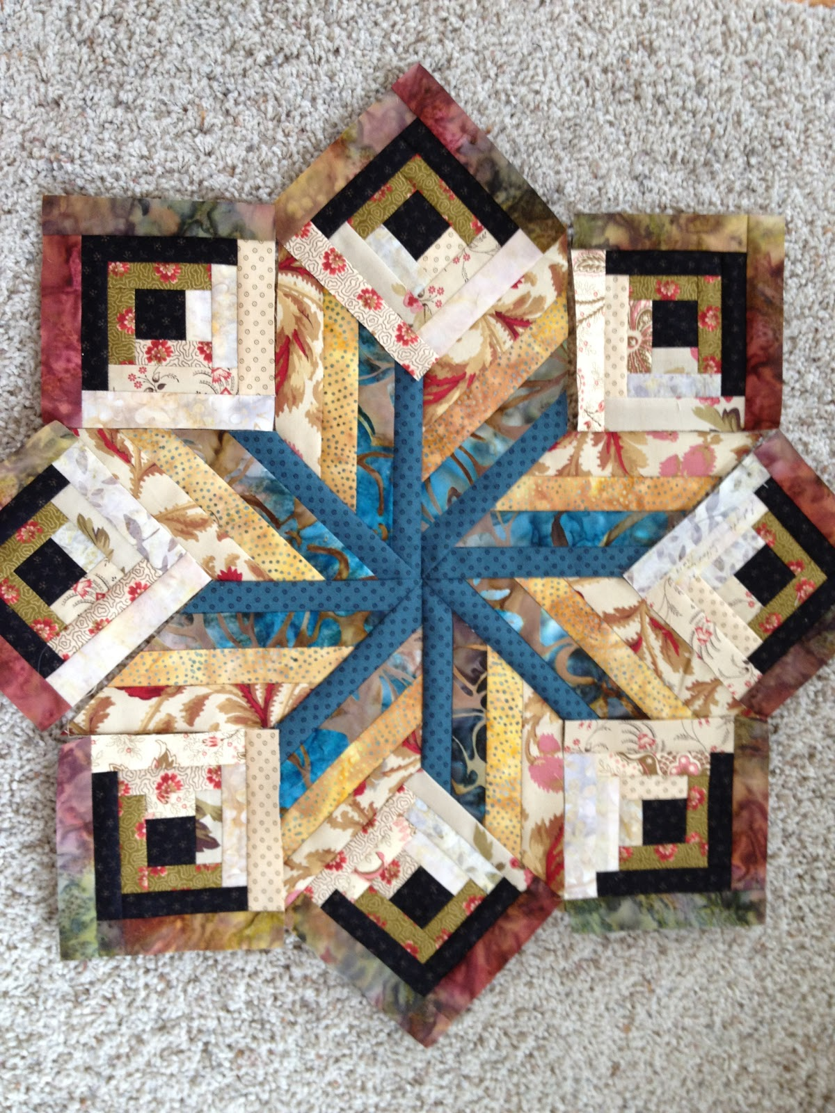 A Quilt And A Prayer May Newfo Challenge