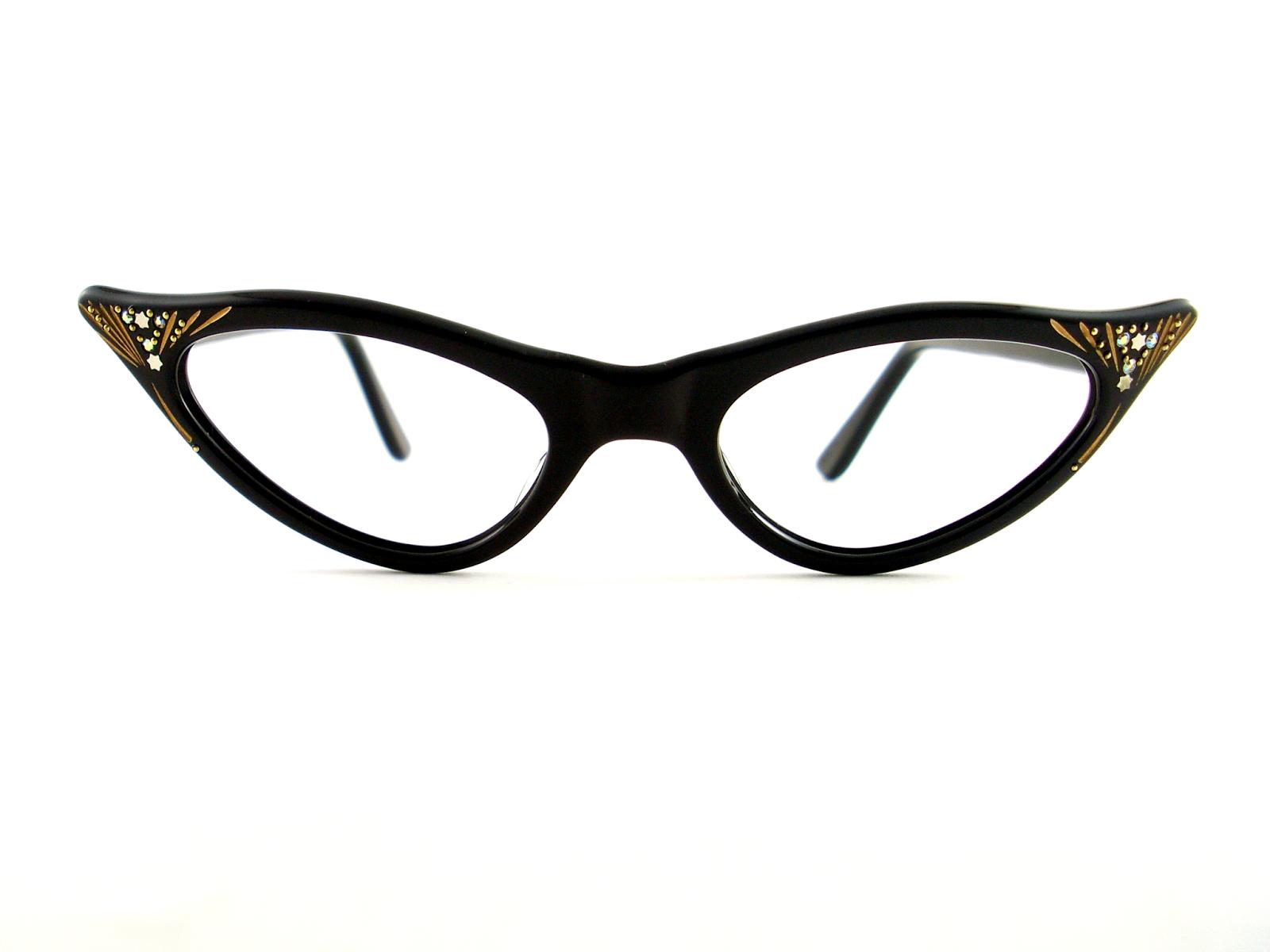 Cat Wing Glasses