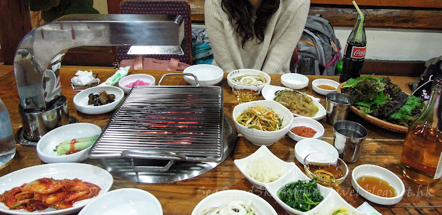 韓國烤肉, 景福宮