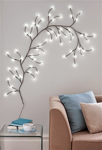 LED Wall Branch Light