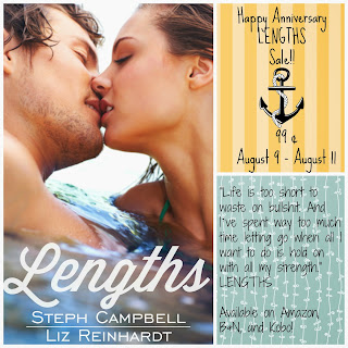 HAPPY ANNIVERSARY TO LENGTHS by Steph Campbell & Liz Reinhardt!!