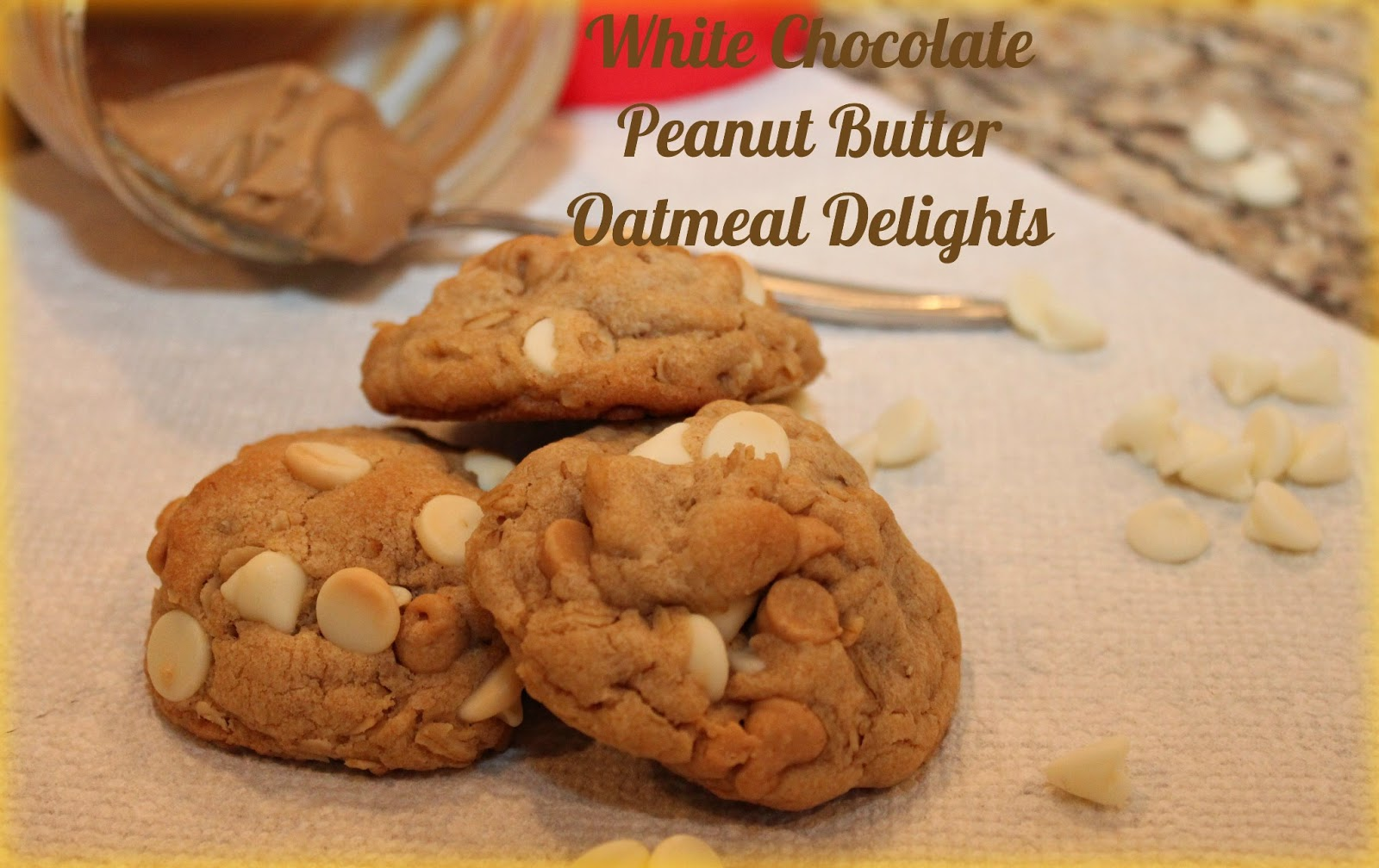 A Bowl of Creativity: White Chocolate Peanut Butter ...