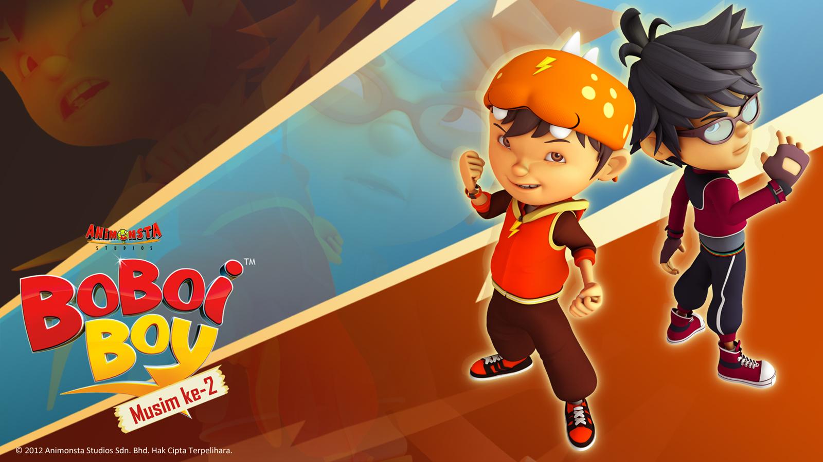 Gambar BoboiBoy Musim ke-2 - JIWAROSAK.COM