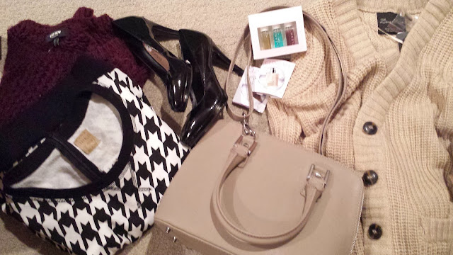 My Boxing Day shopping haul. Photo: Just J