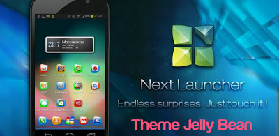 Next Launcher Theme Jelly Bean .APK 1.0 Android [Full] [Gratis]