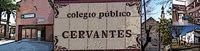 CEIP Cervantes