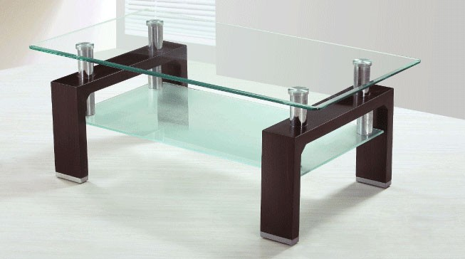 glass table designs an interior design