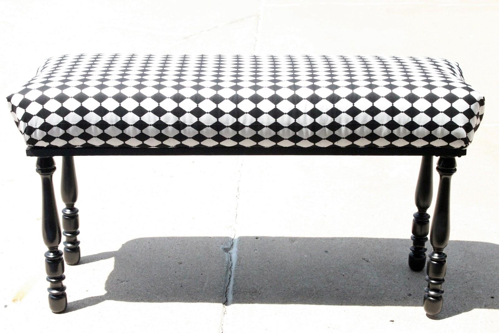 Our Modern Homestead DIY Bedroom Bench