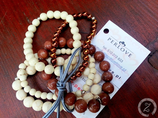 bransoletki perlove