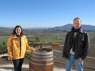 Ana e Alexandre - Valle de Casablanca - Indomita