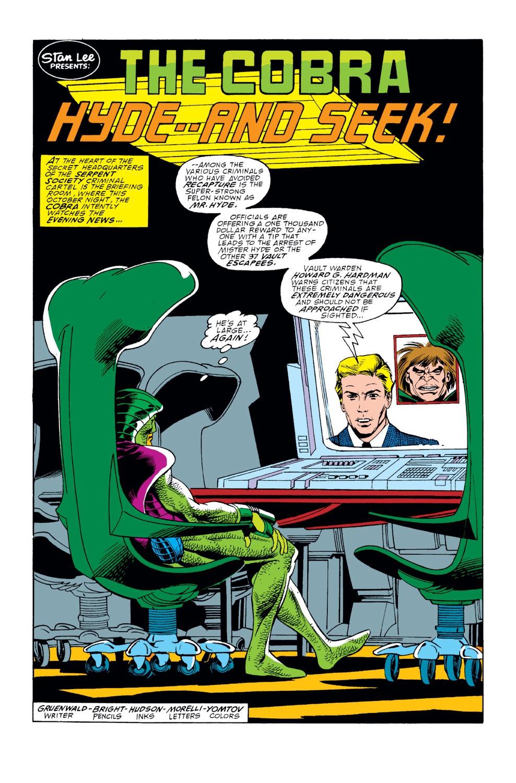Captain America (1968) Issue #365 #298 - English 19
