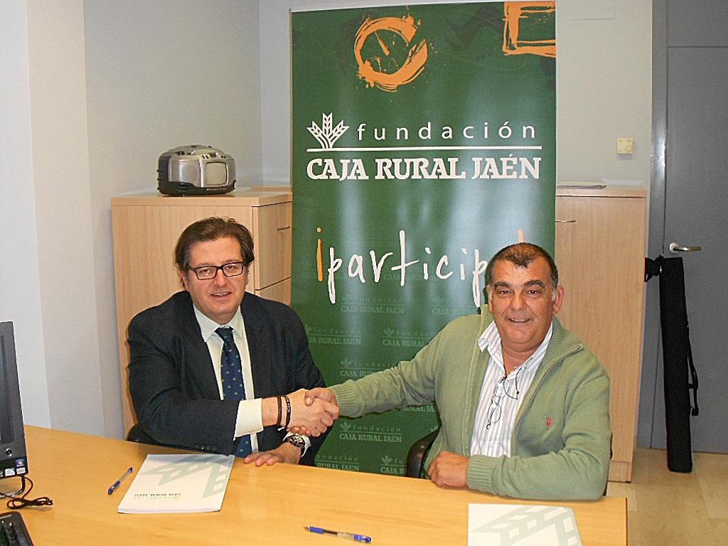 Entrada la fundaci n caja rural de ja n y el c t for Caja rural jaen oficinas