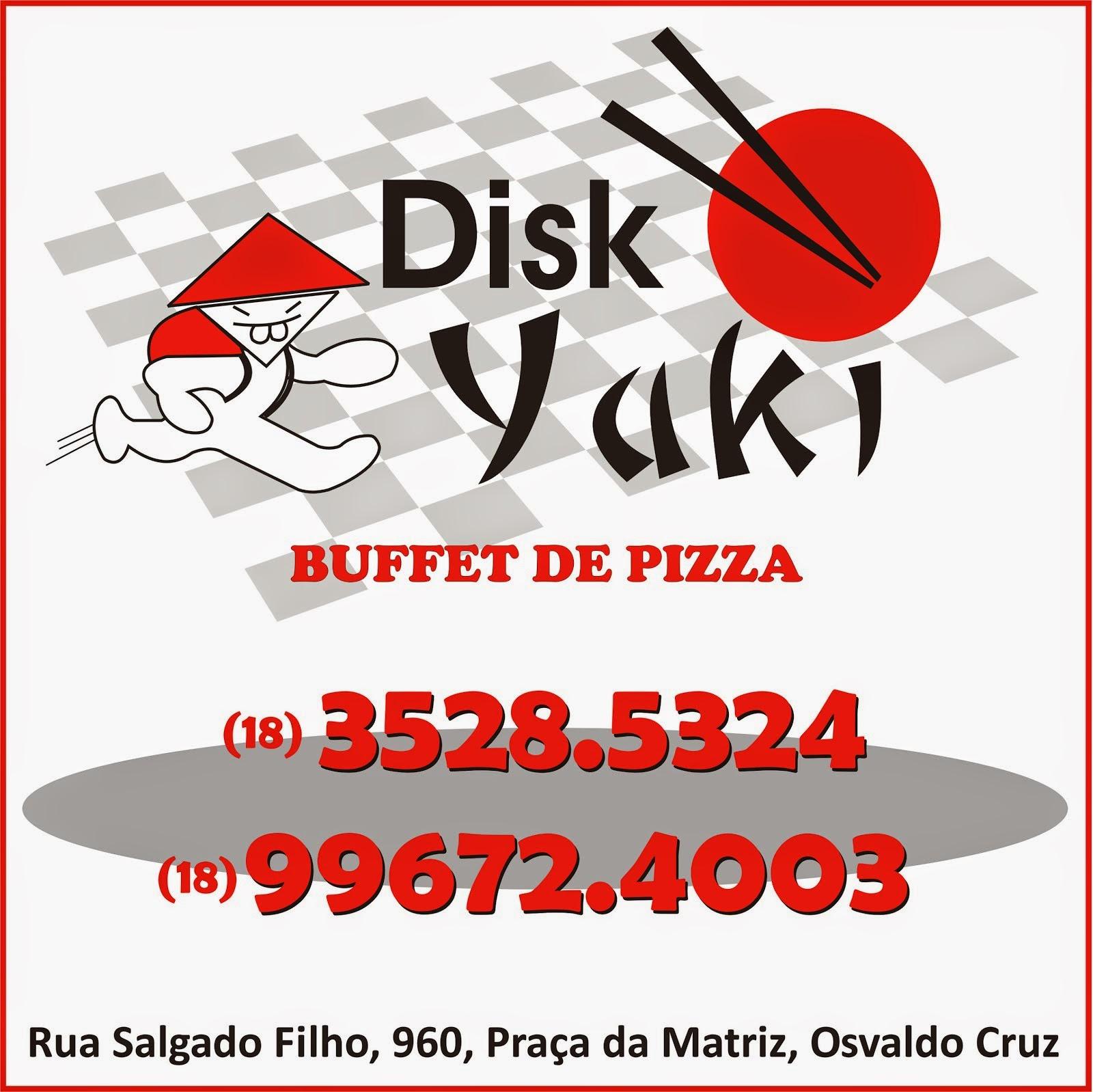 Disk Yaki
