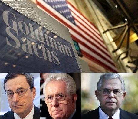 $793 millions empochés par Goldman Sachs pour permettre à la Grèce de dissimuler sa dette
