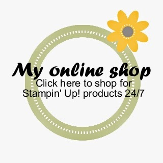 Order Stampin' Up! products 24/7