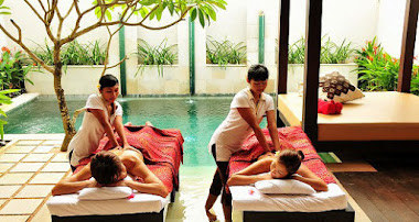 Queen Rose Spa - Villa Spa